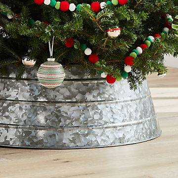 Indoor Christmas Decor Crate And Barrel