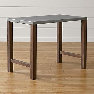 Counter Height Tables Crate And Barrel - Long counter height dining table