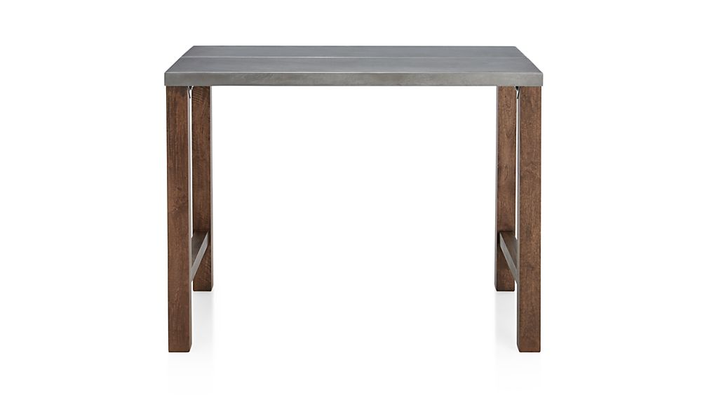 Galvin High Dining Table Crate and Barrel : GalvinHighDiningF14 from www.crateandbarrel.com size 1008 x 567 jpeg 19kB