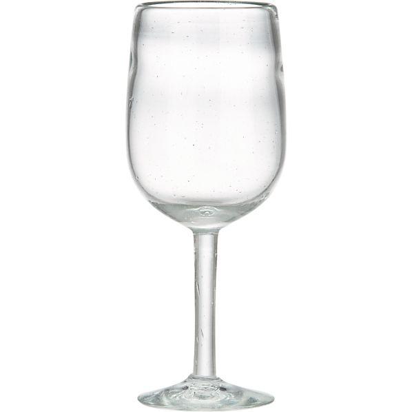 Garcia White Wine Glass