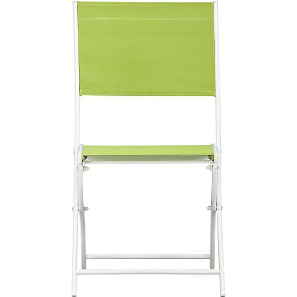 Garden Green Folding Chair