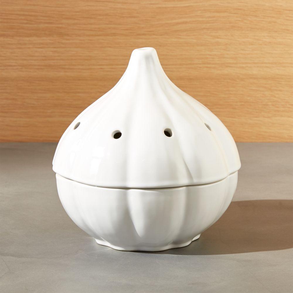 Garlic Keeper - Crate and Barrel