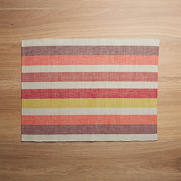 Garner Stripe Placemat