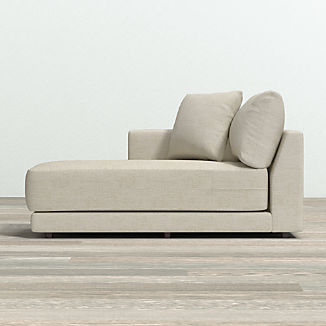 Gather Left Arm Chaise