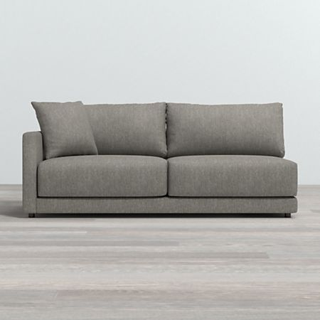 Gather 2 Piece Left Arm Sectional Sofa