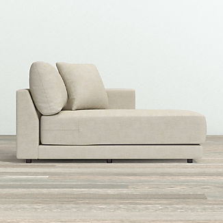 Gather Right Arm Chaise
