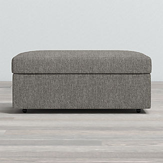 Gather Storage Ottoman