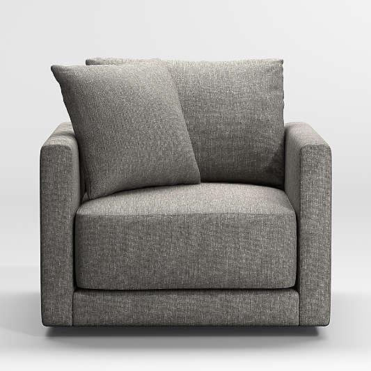 Gather Petite Swivel Chair