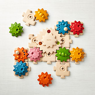 Plan Toys Gears Puzzle
