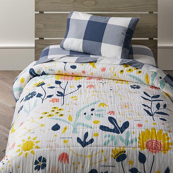 meet 3ee8c b20d3 Genevieve Gorder Floral Toddler Bedding