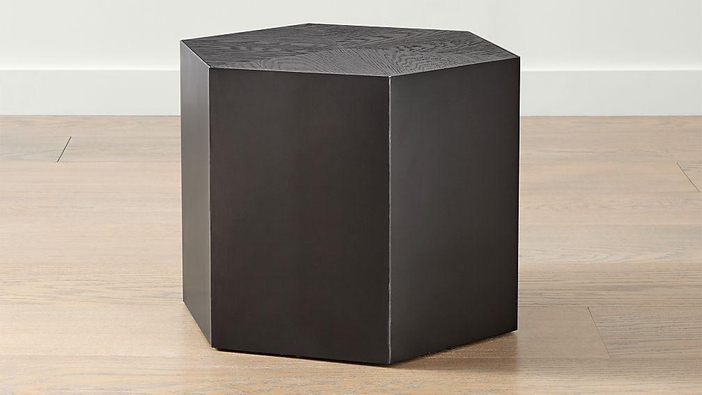 Geo Medium Ebony Bunching Table - Image 1 of 12