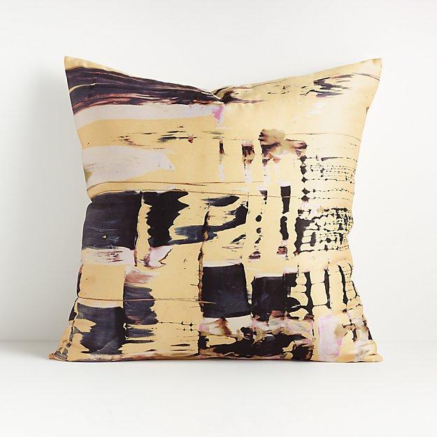 "Geva Pillow 20"" with Down-Alternative Insert - Image 1 of 7"
