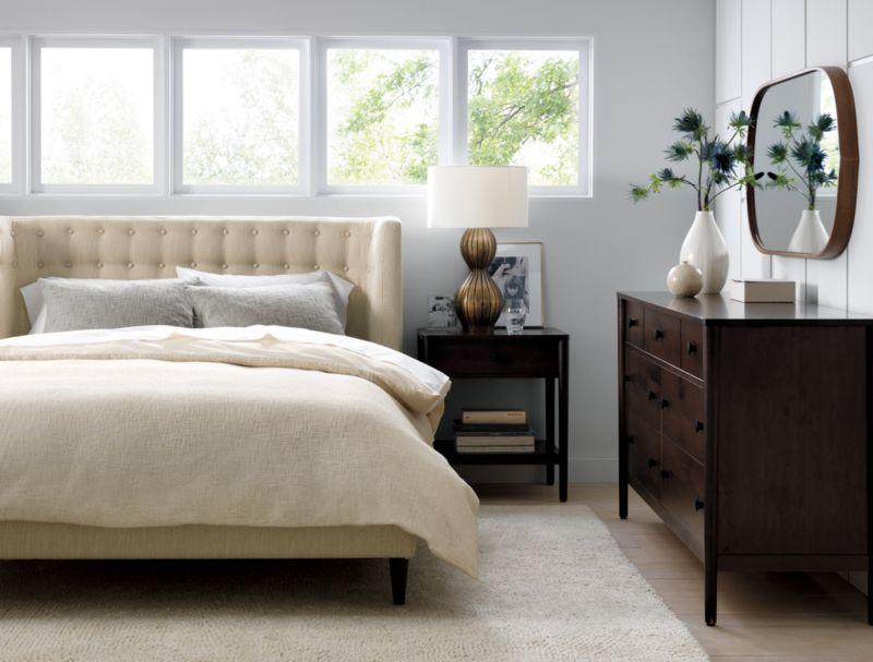 Online Designer Bedroom Gia 7-Drawer Dresser