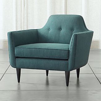 Gia Button Tufted Chair