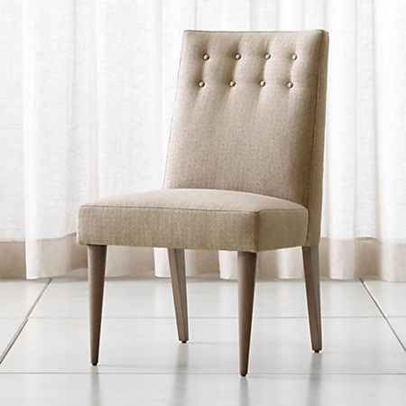 Swell Gia Button Tufted Dining Chair Creativecarmelina Interior Chair Design Creativecarmelinacom