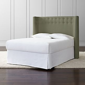Gia Upholstered Full Headboard