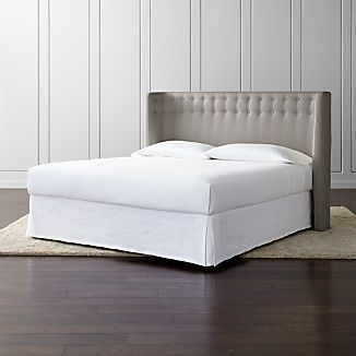 Gia Upholstered King Headboard