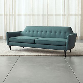Gia Button Tufted Sofa