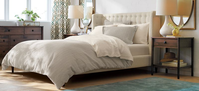 Crate And Barrel Bedrooms Www Stkittsvilla Com