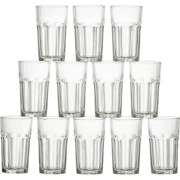 Set of 12 Gibraltar Juice Glasses