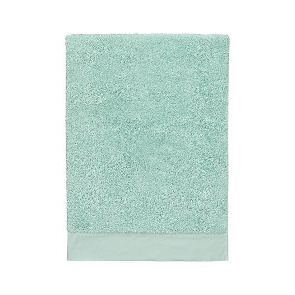 Glacier Blue Bath Sheet