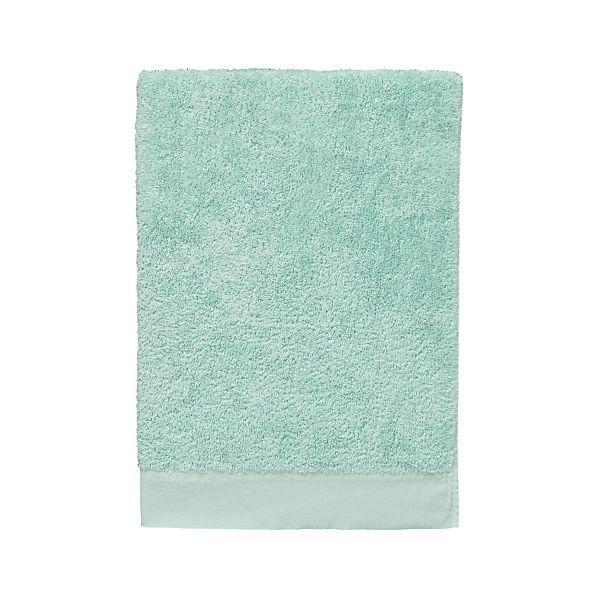 Glacier Blue Bath Towel