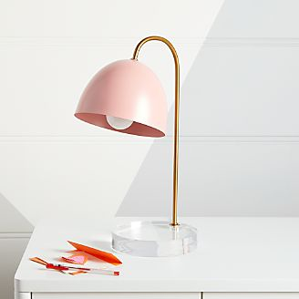 Kids Table Bedside Lamps Crate And Barrel