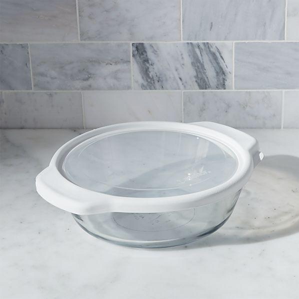 Glass Bake and Store Round Casserole