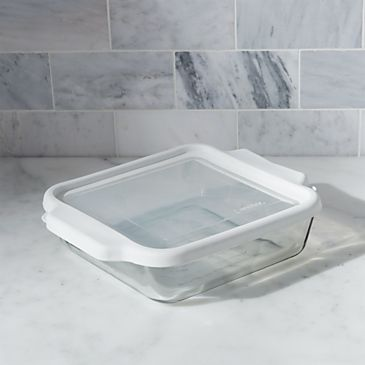Glass Bake and Store Square Casserole Dish