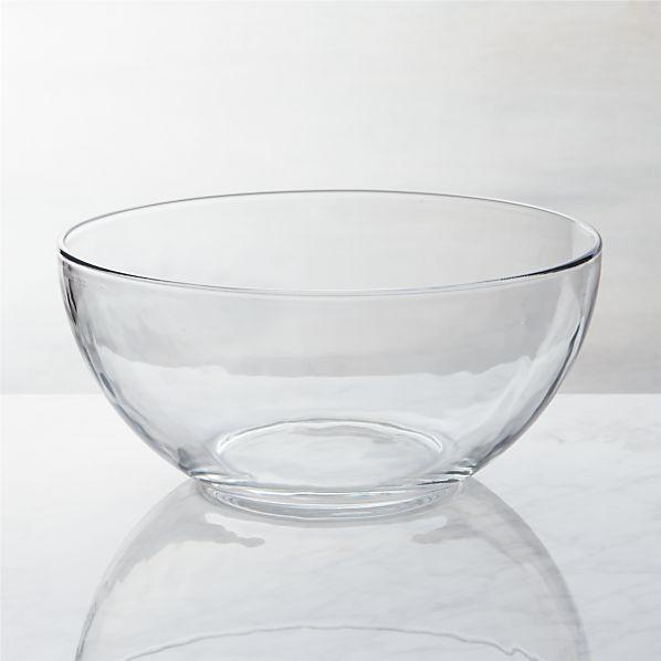 GlassServingBowl10inSHS16