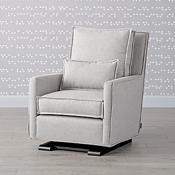 Incredible Rocking Chairs And Gliders Crate And Barrel Pabps2019 Chair Design Images Pabps2019Com