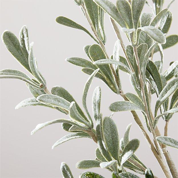 Glitter Leaf Stem - Image 1 of 3