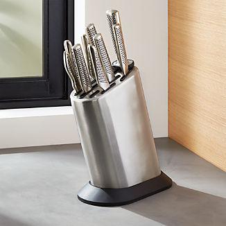 Global ® 10-Piece Knife Block Set