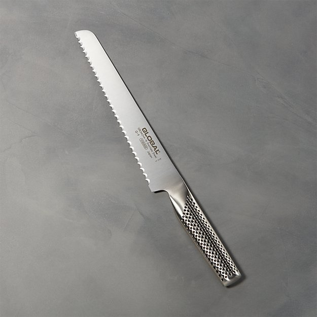 "Global ® 8.5"" Bread Knife - Image 1 of 4"