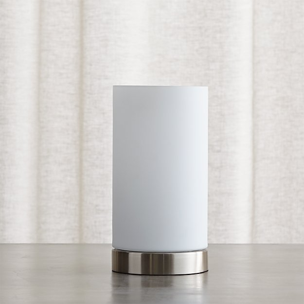 Glow Cylinder Table Lamp - Image 1 of 10