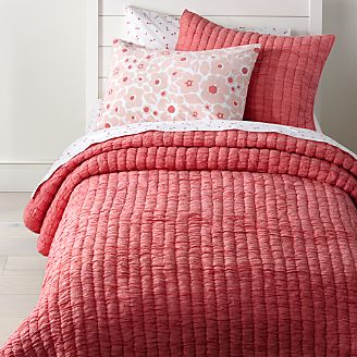 Pretty Prints Pink Quilt