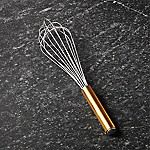 Gold-Handled Whisk