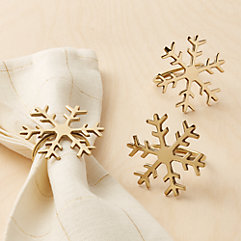 Napkin Rings & Place Card Holders