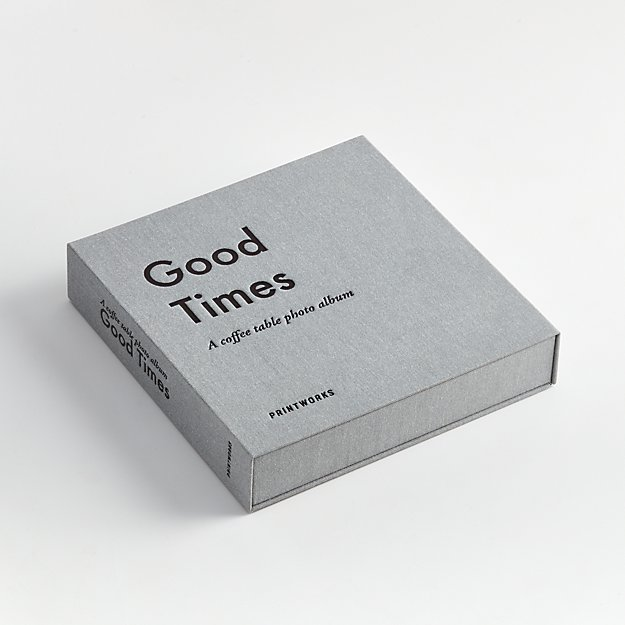 Good Times Photo Album Book - Image 1 of 6