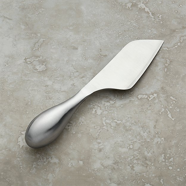 Gorge Hard Cheese Knife