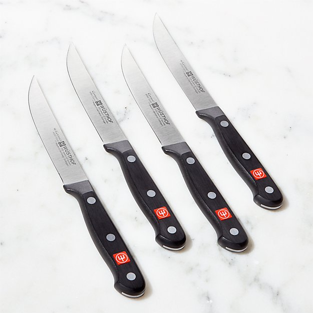 Wüsthof ® Gourmet Steak Knives, Set of 4 - Image 1 of 2