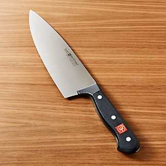 "Wüsthof ® Gourmet Extra Wide 8"" Chef's Knife"