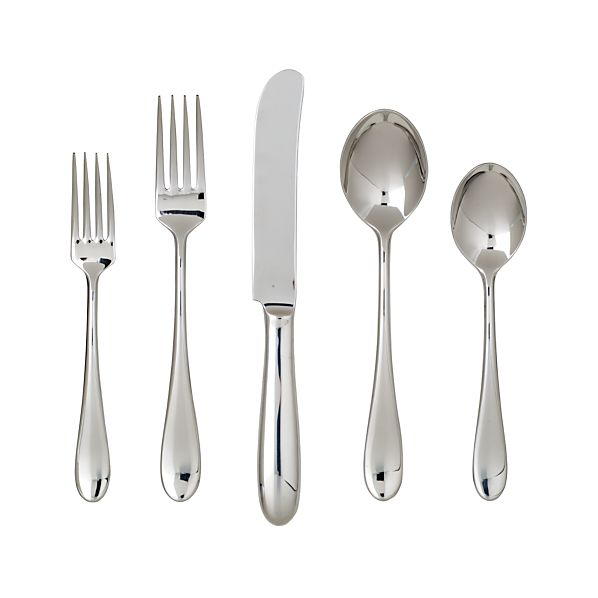 Gourmet 5-Piece Placesetting