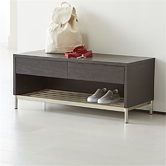 Gradin Shoe Rack Bench