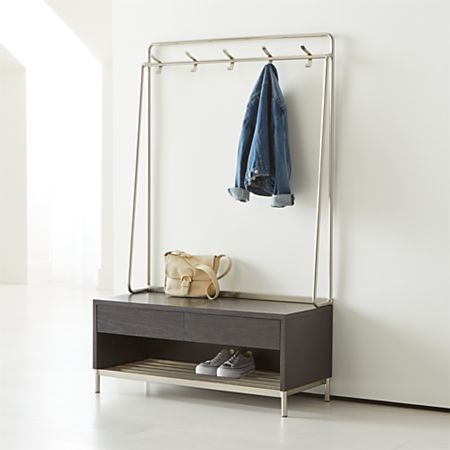Gradin Coat Rack And Bench Reviews