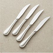 Grand Hotel II Steak Knives, Set of 4
