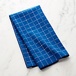 Graphico Blue Dish Towel