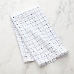 Graphico Blue Stitch Dish Towel