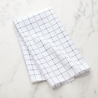 Cotton Dish Towels Crate And Barrel