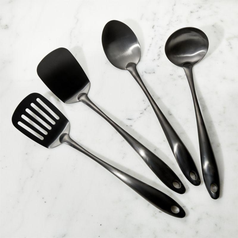 Kitchen Design Utensils: Graphite Kitchen Utensils